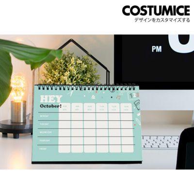 Costumice Design landscape Desktop calendar 1