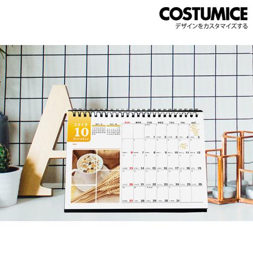 Costumice Design landscape Desktop calendar 2
