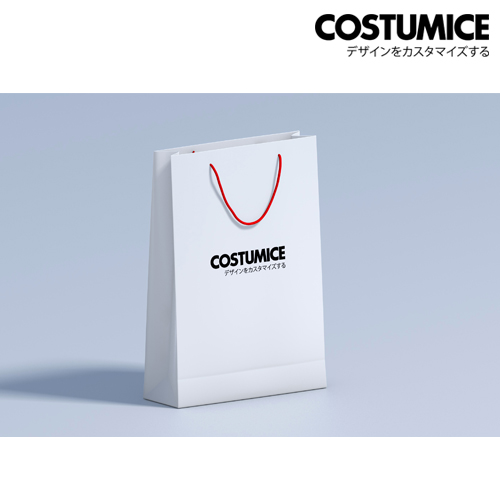 Costumice Design large size paper bag
