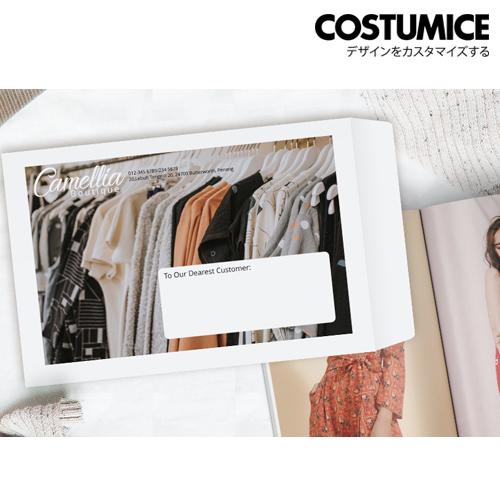 Costumice design A4 Envelope 1