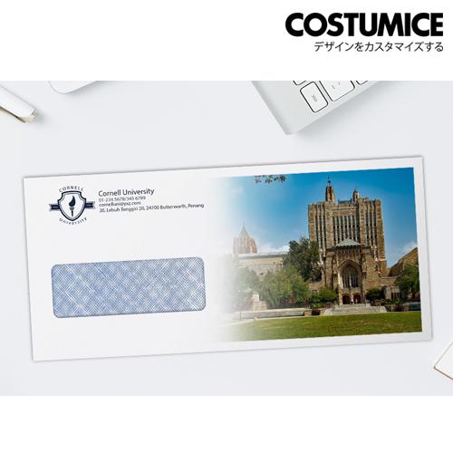 Costumice design Business Envelope 1