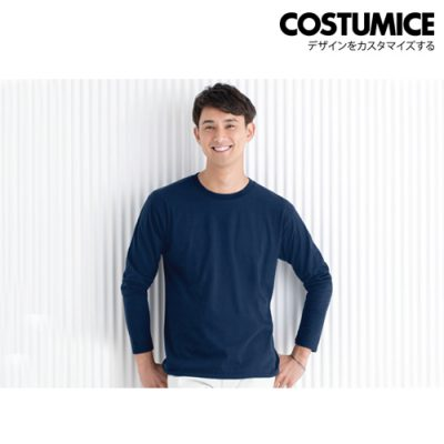 Costumice Design Premium Cotton Long Sleeve T-Shirt 1
