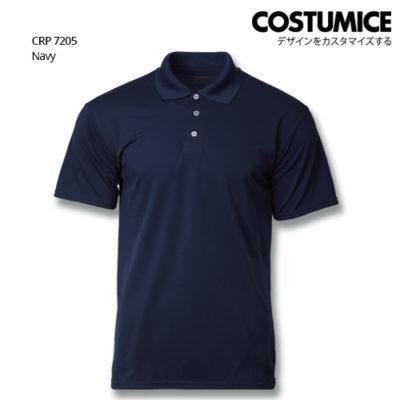 Costumice Design Quick Dry Polo CRP 7205 navy