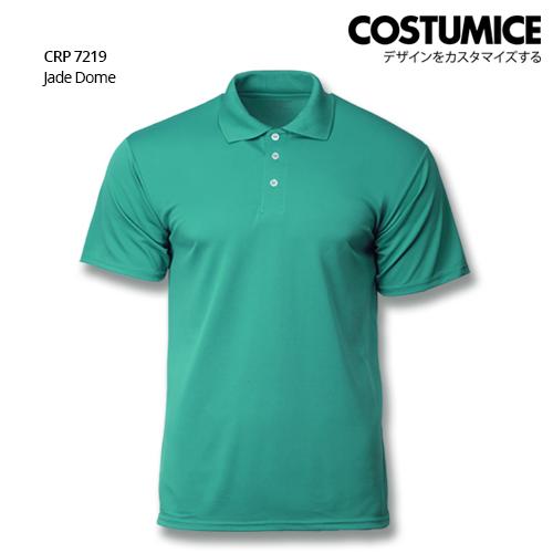 Costumice Design Quick Dry Polo CRP 7219 Jade Dome