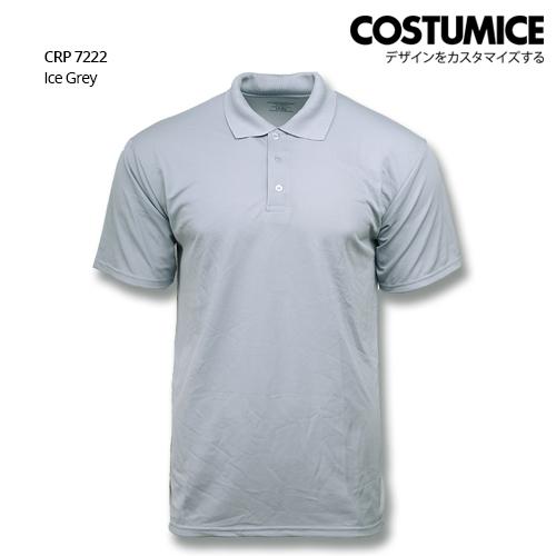 Costumice Design Quick Dry Polo CRP 7222 ice grey