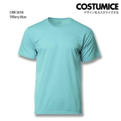 Costumice Design Quick Dry T-shirt CRR 3618 Tiffany Blue