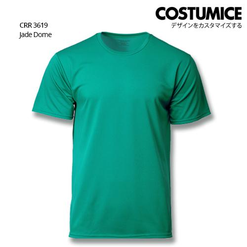 Costumice Design Quick Dry T-shirt CRR 3619 Jade Dome