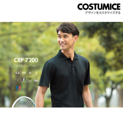 Costumice Design Quick Dry polo 2