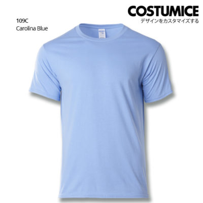 Costumice design basic cotton Carolina Blue