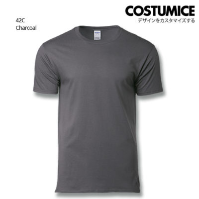 Costumice design basic cotton Charcoal