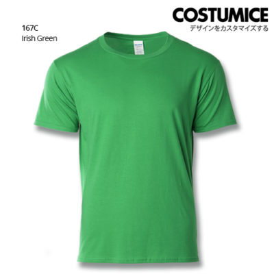 Costumice design basic cotton Irish Green