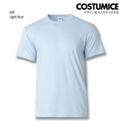 Costumice design basic cotton Light Blue