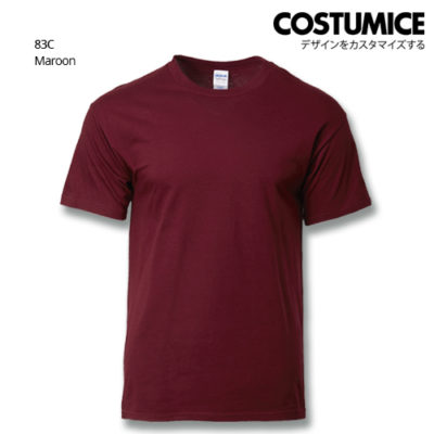 Costumice design basic cotton Maroon