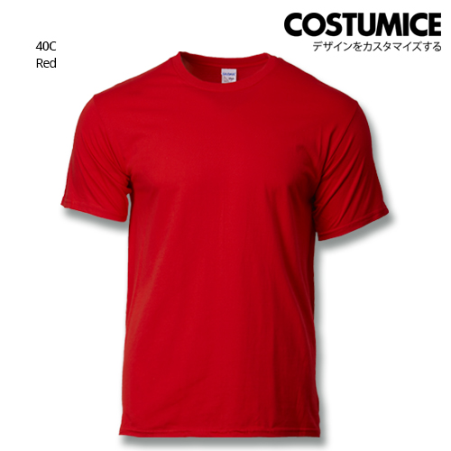 Costumice design basic cotton Red