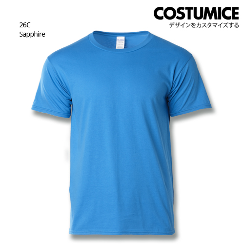 Costumice design basic cotton Sapphire
