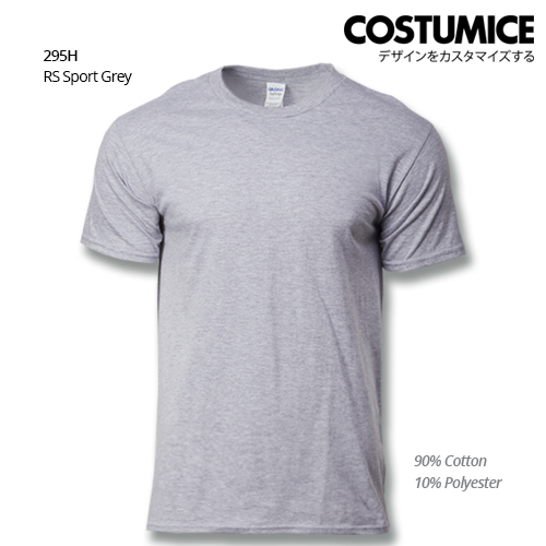 Costumice design basic cotton Sport Grey