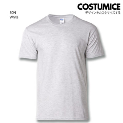 Costumice design basic cotton White