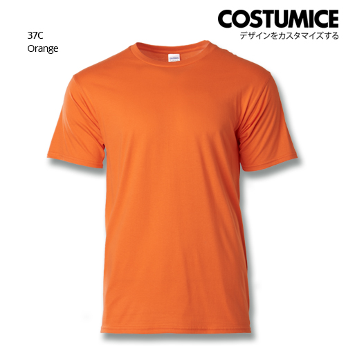 Costumice design basic cotton orange