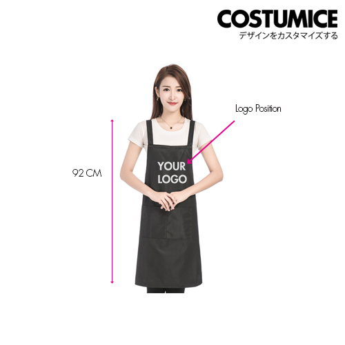 Costumice Design customized aprons with logo 7