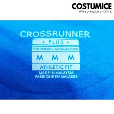 Costumice Design Quick Dry Sports T-Shirts Plus+ Performance Label