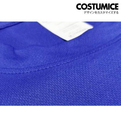 Costumice Design Quick Dry Athletics Shirts Mesh Tee Fabric