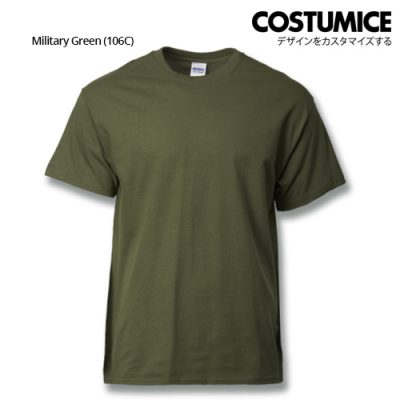 costumice design ultra cotton t-shirt-Military Green