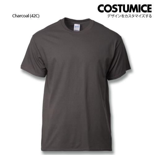 costumice design ultra cotton t-shirt-charcoal