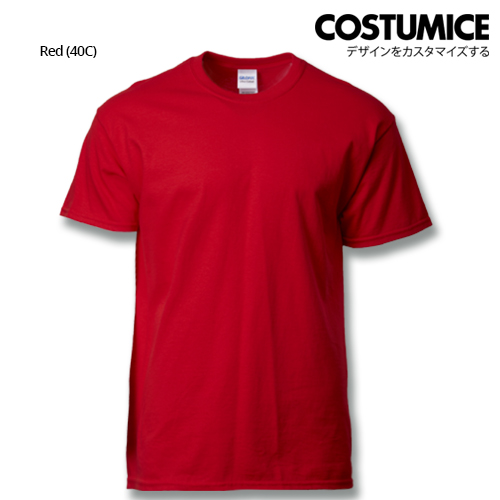 costumice design ultra cotton t-shirt-red