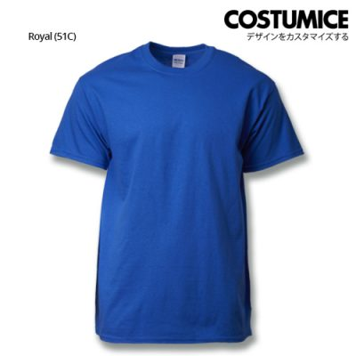 costumice design ultra cotton t-shirt-royal