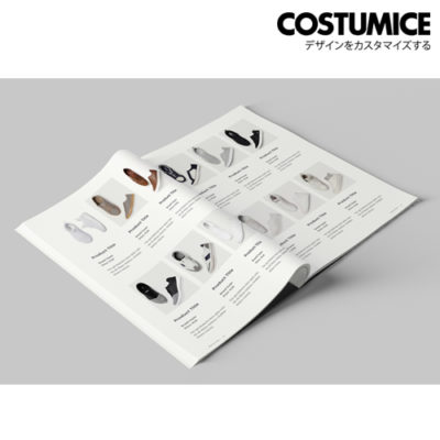 Costumice Design A4 Booklet 1