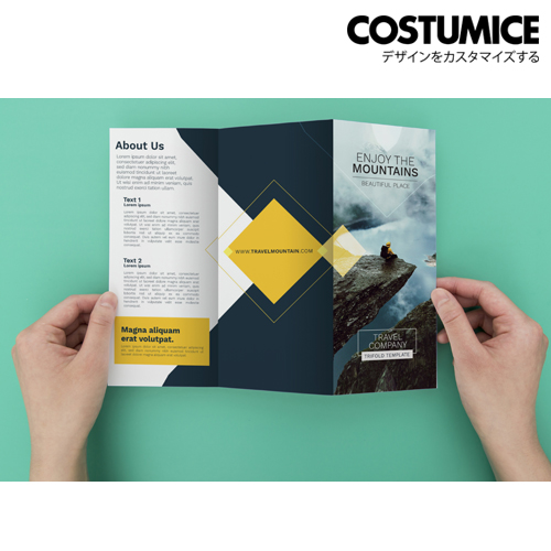 Costumice Design A4 Brochore 2