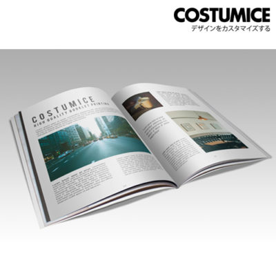 Costumice Design A5 Booklet 1