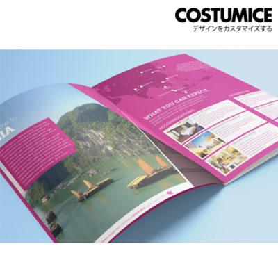 Costumice Design A5 Booklet 4