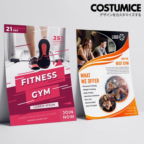 Costumice Design Flyer 1