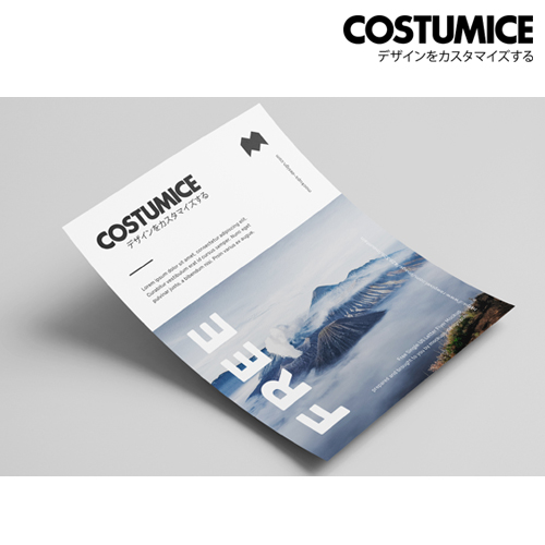 Costumice Design Flyer 4