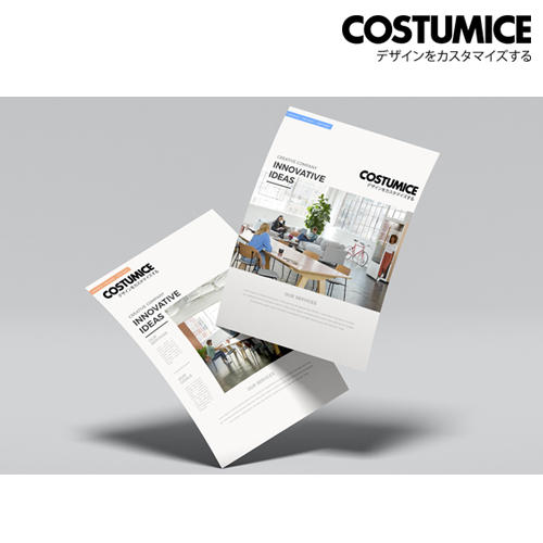 Costumice Design Flyer 5