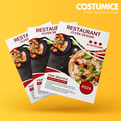 Costumice Design Flyer 7