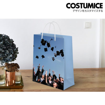 Costumice Design medium size paper bag 1