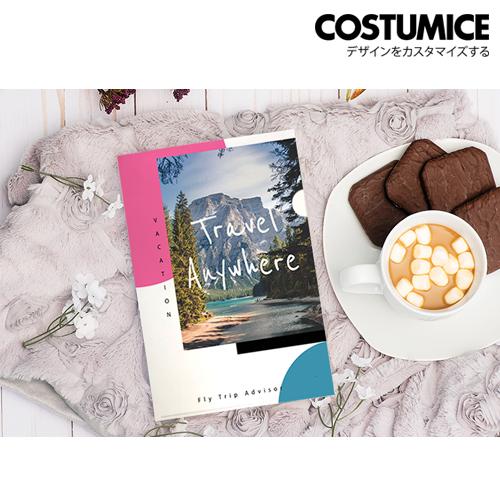 Costumice design PVC Folder 3