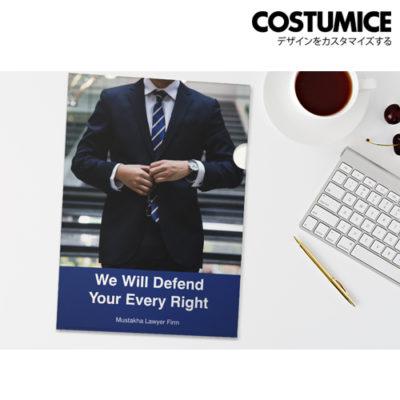 Costumice design PVC Folder 4