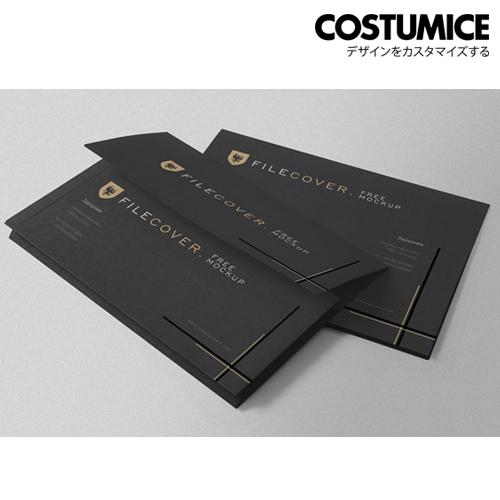 Costumice design Presentation Folder 1