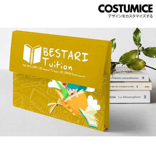Costumice design Presentation Folder 2