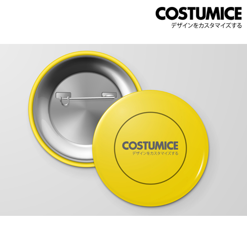 Costumice Design Button Badge 2