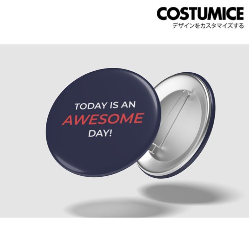 Costumice Design Button Badge 3