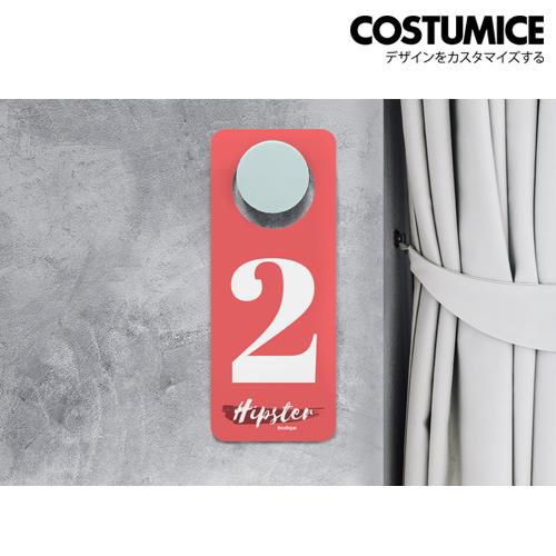 Costumice Design Door Hanger 3