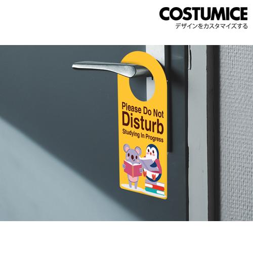 Costumice Design Door Hanger 4