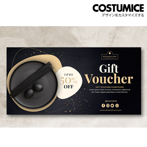 costumice design pad form voucher 3