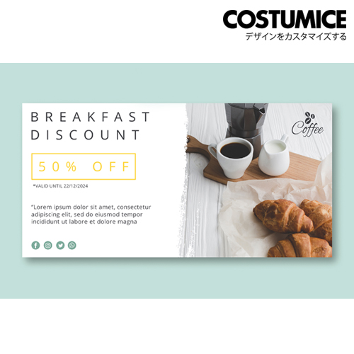 costumice design pad form voucher 6
