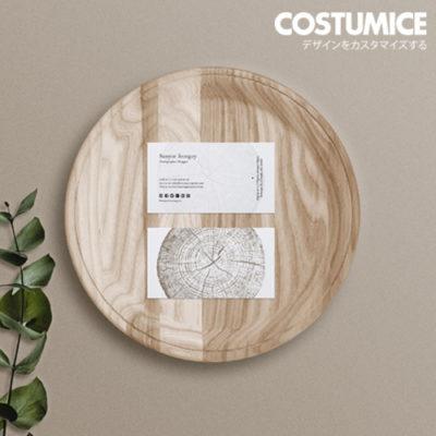 Costumice Design Matt Laminated Name Card 1