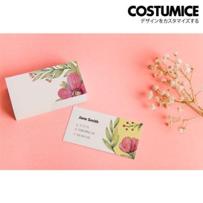 Costumice Design Matt Laminated Name Card 2